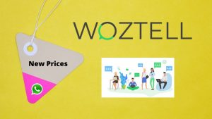 WhatsApp Messages and ZOHO CRM ZOHO for just 83€