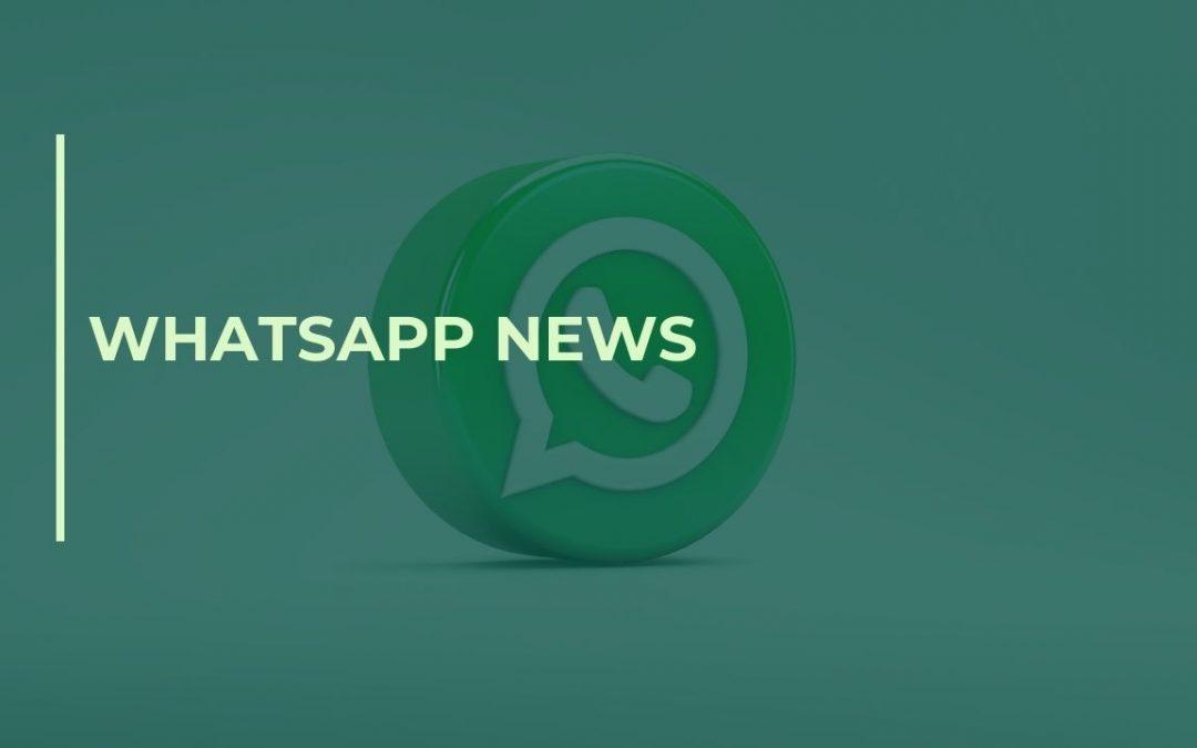 WhatsAp News