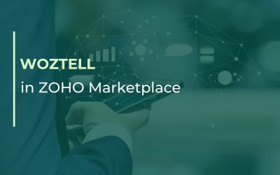 WOZTELL in ZOHO MarketPlace