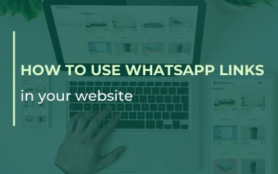 How to use WhatsApp links in your website