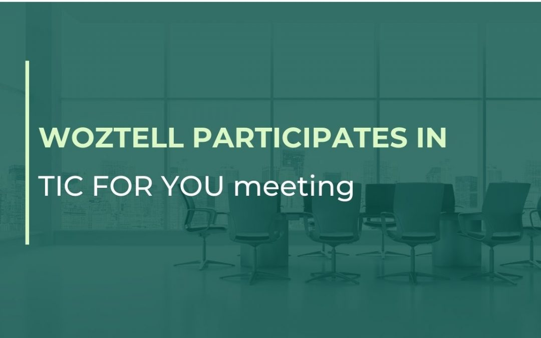 WOZTELL participates in TIC FOR YOU meeting