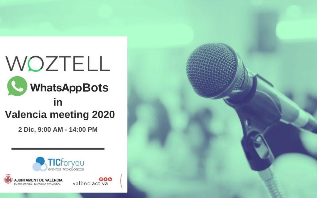 WOZTELL participa en el evento TIC FOR YOU