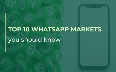 Top 10 WhatsApp Markets you should know