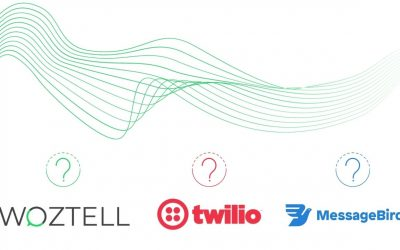 Woztell, Twilio or Message Bird?