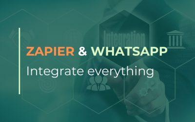 Zapier and WhatsApp