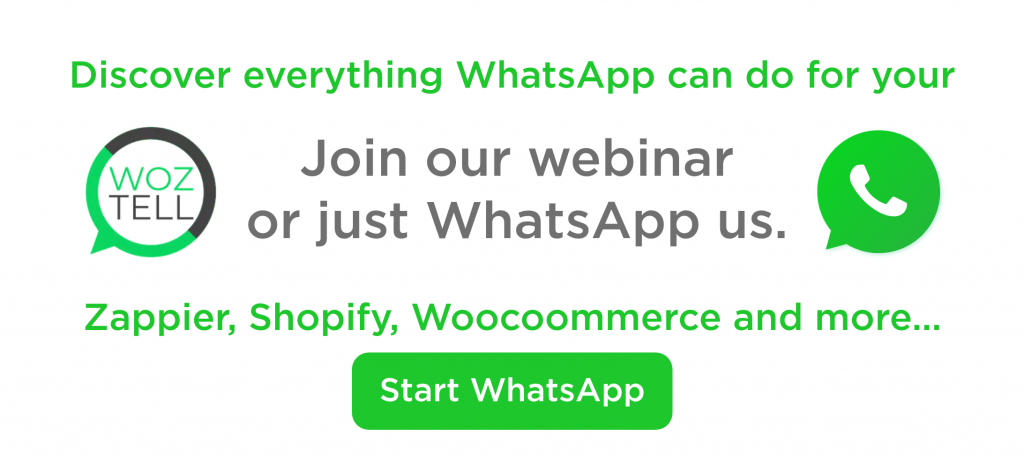 open whatsapp and lear more about whatsapp api