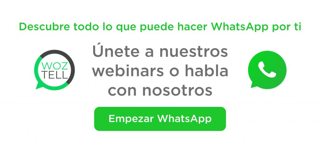 hablemos por whatsapp - descubre como funciona whatsapp api