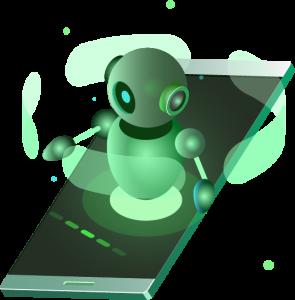 Recurso 2robot 3 verde
