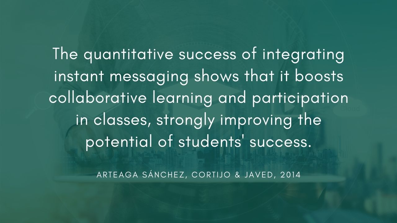 Introduction & studies about the use of WhatsApp in education