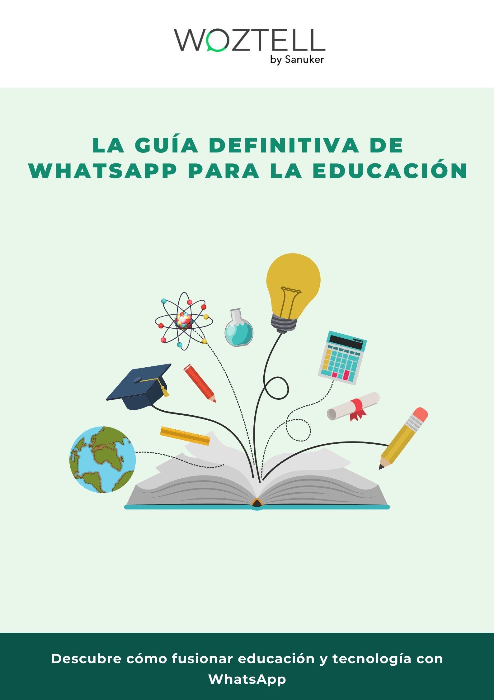 ebook La guía definitiva de WhatsApp para la educación