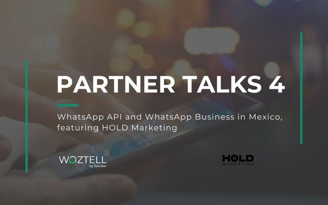 Partner talks 4 portada