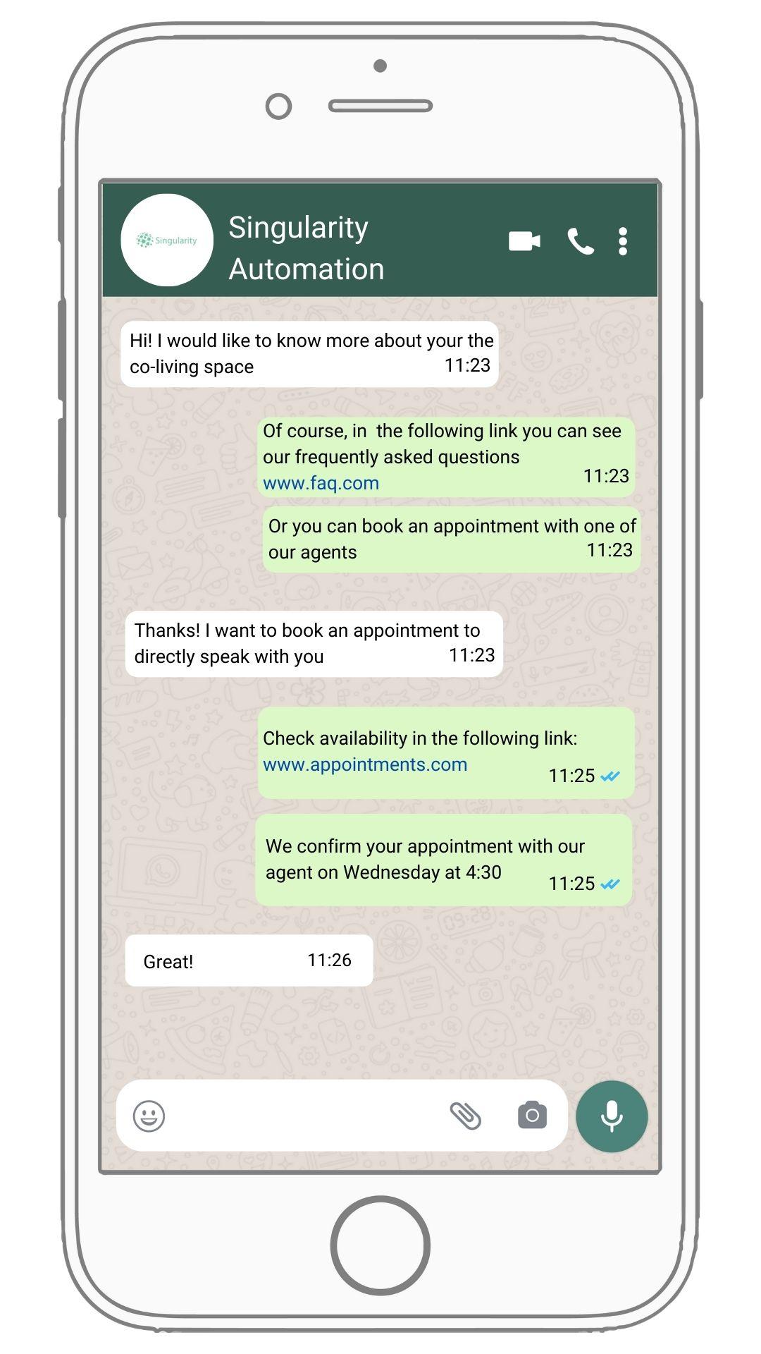 Singularity Automation Mobile