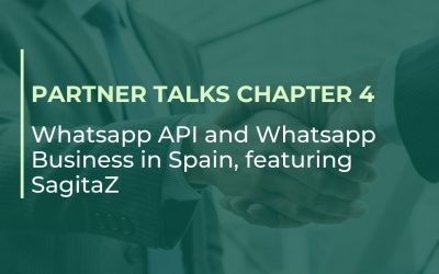 Partner Talks chapter 4: WhatsApp API and WhatsApp Business in Mexico, featuring HOLD Marketing