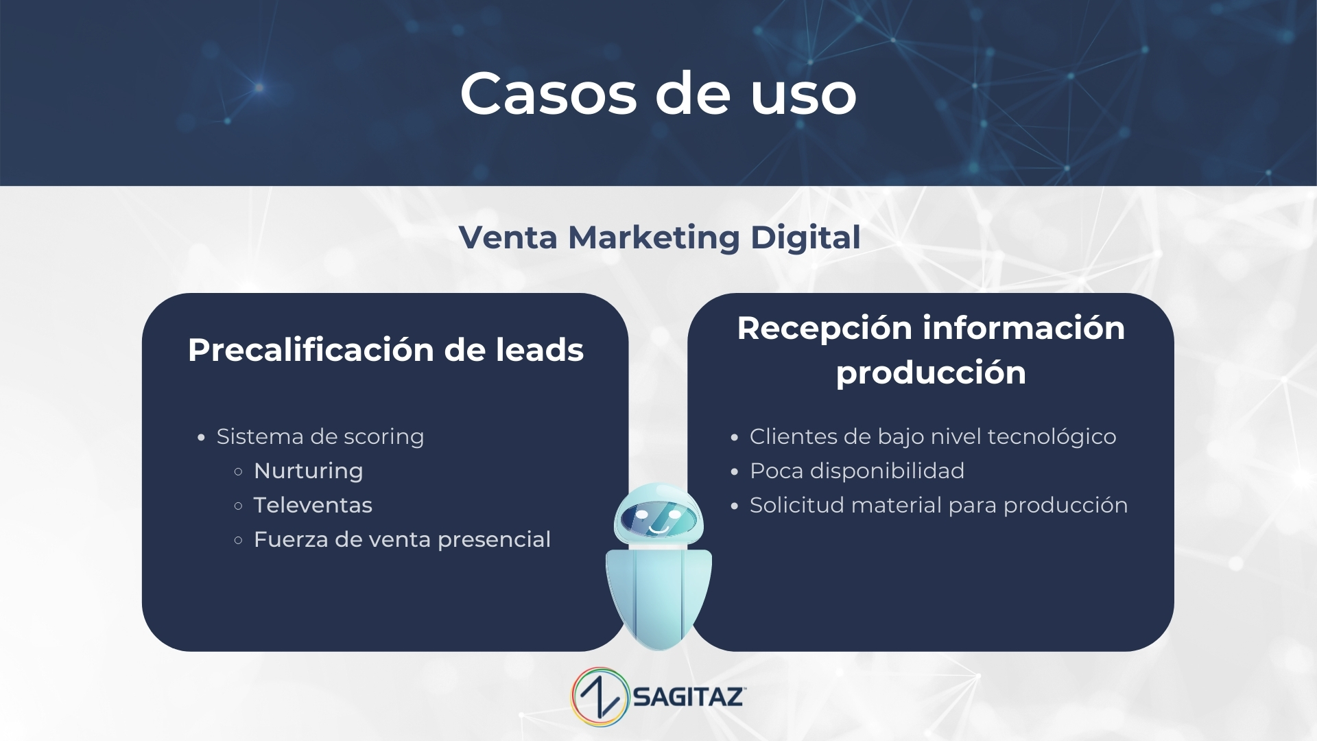 Webinar partner talks: Chatbots 24/7 con WhatsApp para la gestión de leads