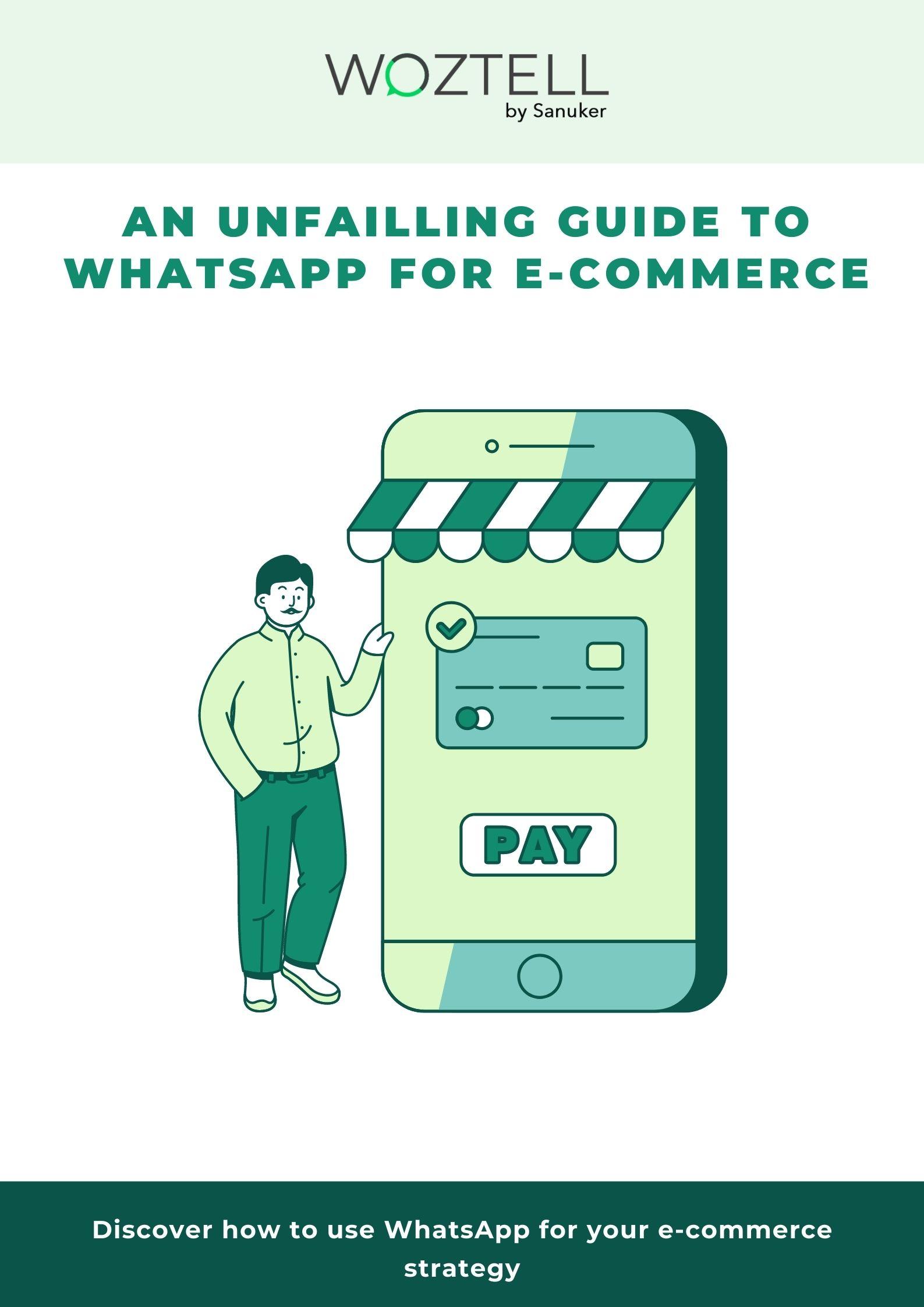 WhatsApp for ecommerce