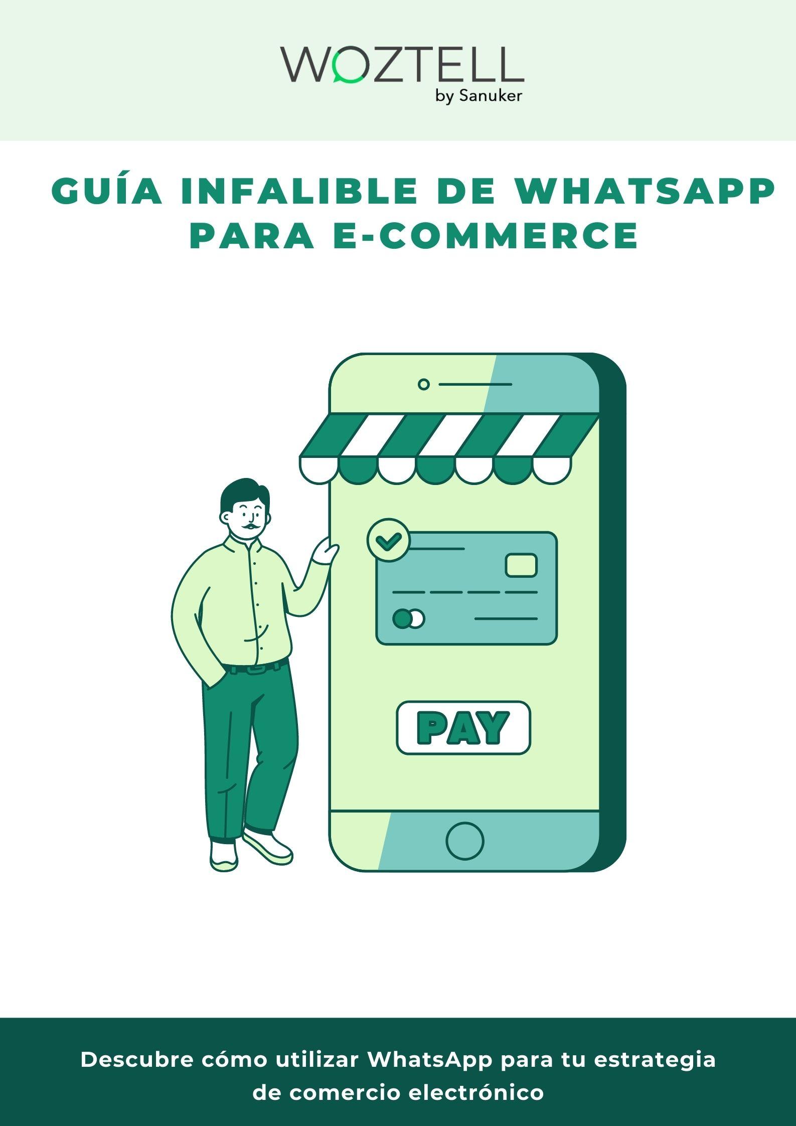 WhatsApp para e-commmerce