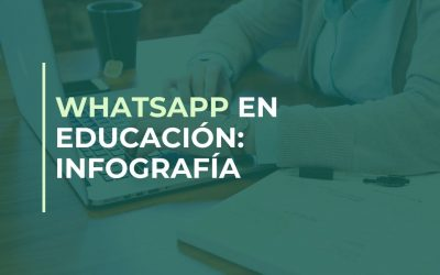 WhatsApp en la educación: Infografía