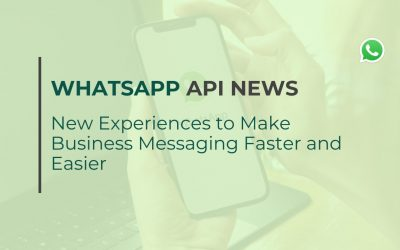 WhatsApp news: New Experiences to Make Business Messaging Faster and Easier