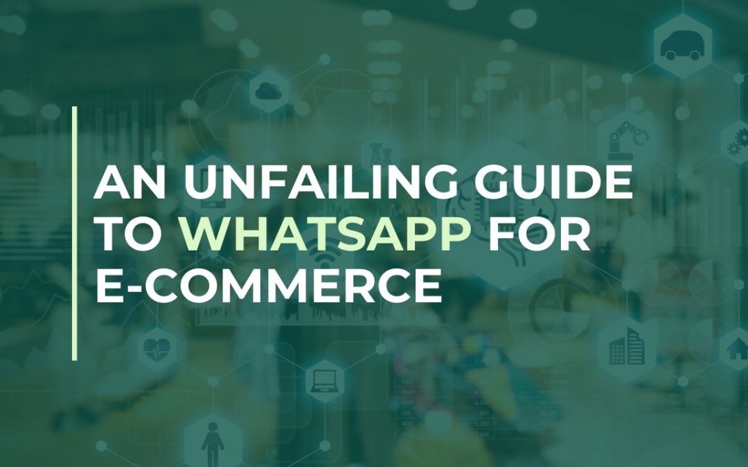 Whatsapp cover for ecommerce