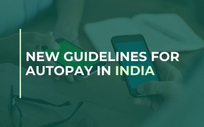 New Guidelines for Autopay in India